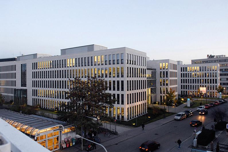 Hoenninger Unternehmenssitz