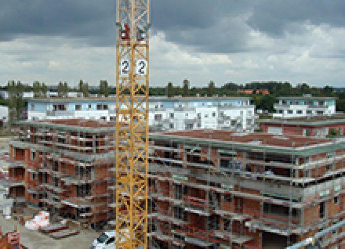Neubau Wohnanlage Stumpfwiese, 2011