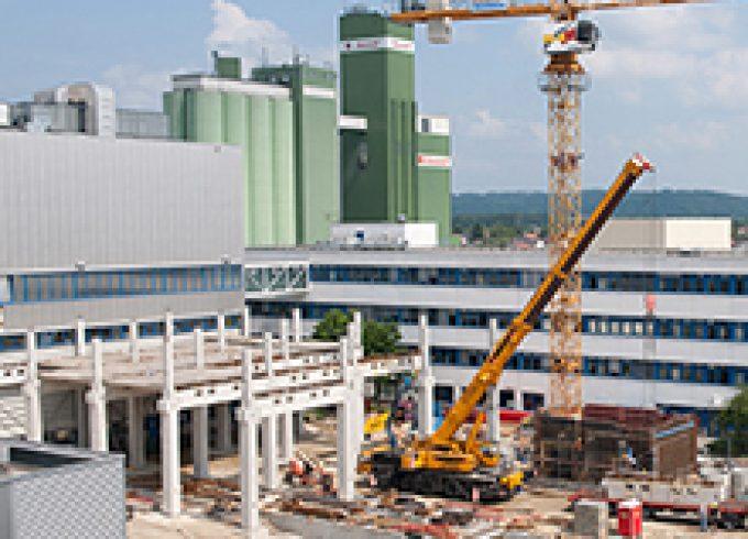BMW Werk 4.1 Landshut, 2012