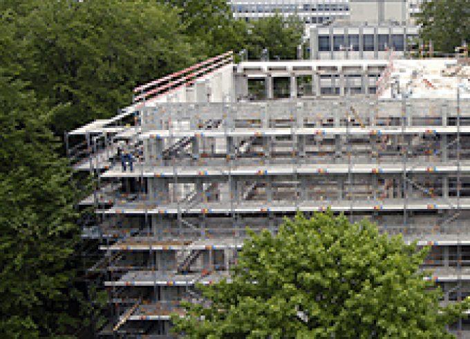 Siemens Umbau Rupert-Mayer-Straße, 2004