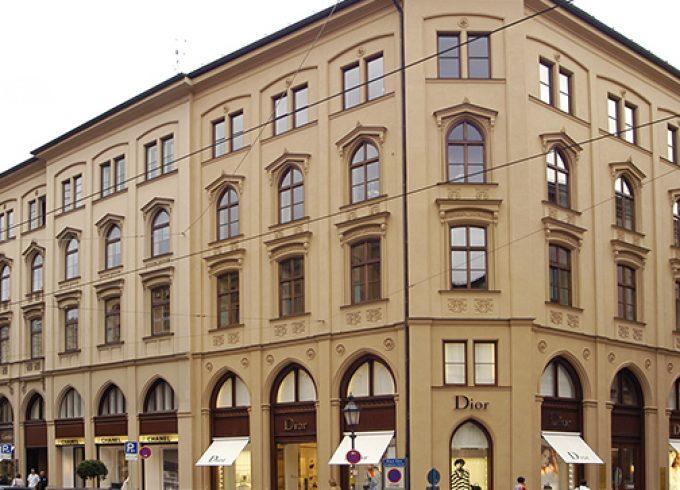 Umbau Maximilianstraße