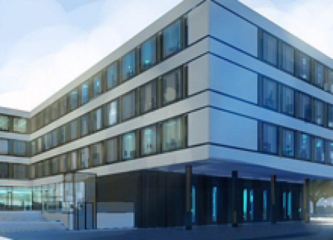 Neubau OP-Zentrum Nord, 2014