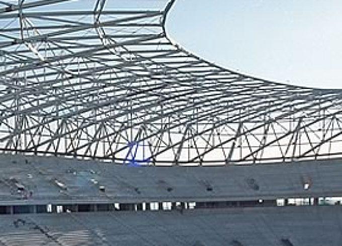 Stadion Allianz Arena, 2003