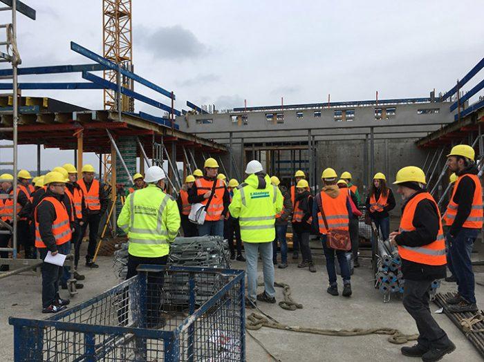 Praxistage des Bayerischen Bauindustrieverbandes