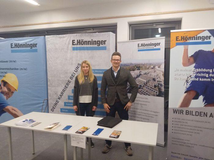 Berufsinformationsmesse des Mittelschulverbunds Ebersberg-Süd