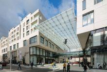 Hoenninger-Architekturbetonfassade