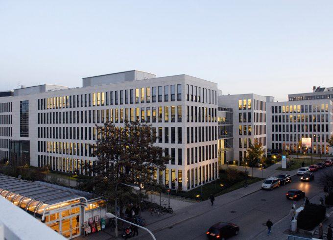Bürogebäude Machtlfinger Straße