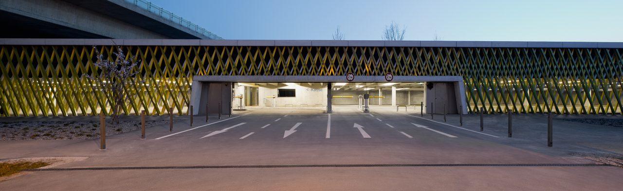 Hoenninger garage