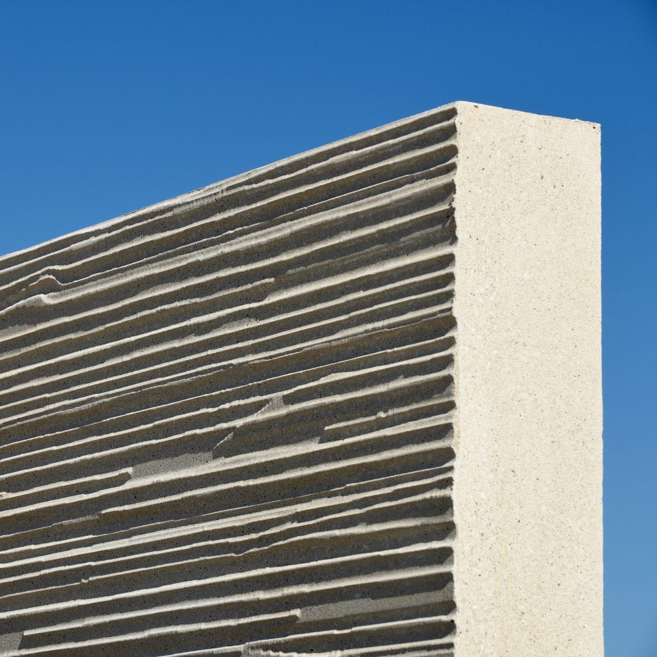 hoenninger architekturbeton oberflaeche