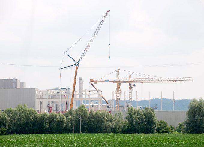 BMW Werk, Gießerei Landshut